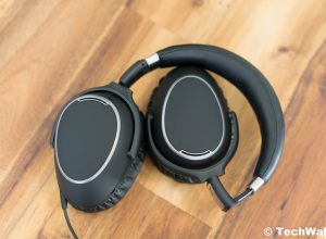 Sennheiser PXC 480 Active Noise-Canceling Headphones Review
