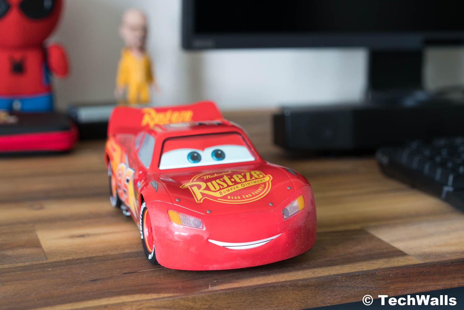 Sphero Ultimate Lightning Mcqueen Review A Very Interesting Toy