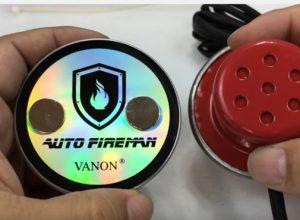 Auto Fireman Car Fire Extinguisher – Suppress Fire Automatically