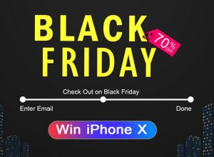 [Deal] dodocool BLACK FRIDAY – Up to 70% off and Win an iPhone X