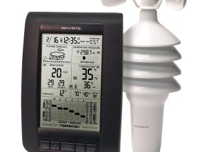 Be Your Own Meteorologist with a Personal Weather Station