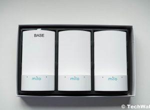 Milo – A Whole-Home Wi-Fi System