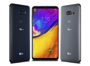 LG V35 ThinQ Model Number Differences
