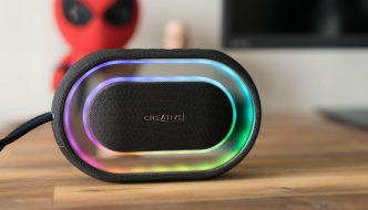 Creative Halo Bluetooth Speaker with RGB Lightshow Review