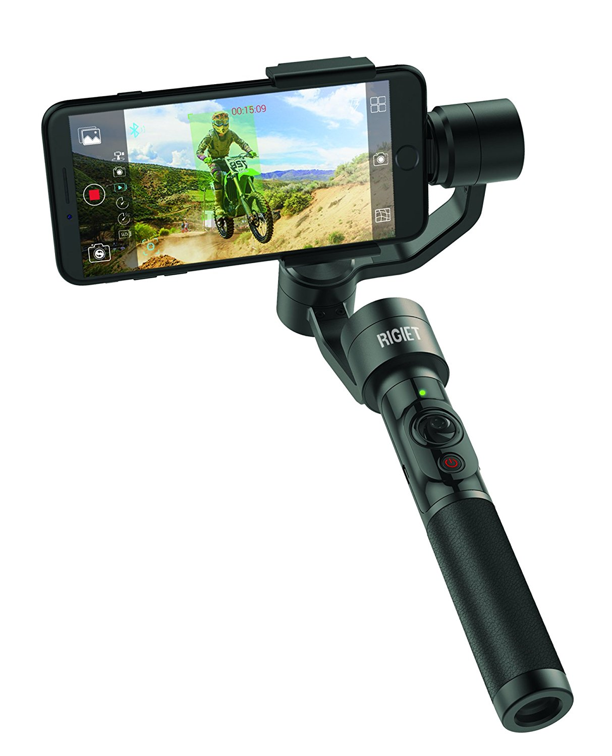 DOBOT RiGIET 3-Axis Handheld Gimbal for Smartphone and GoPro