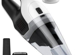 [Deal] HoLife Handheld Cordless Vacuum – Promo Code