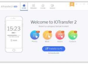IOTransfer – Your Ultimate iPhone Manager