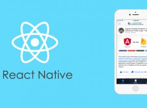 Building a Mobile App: Ionic Vs React Native Comparison