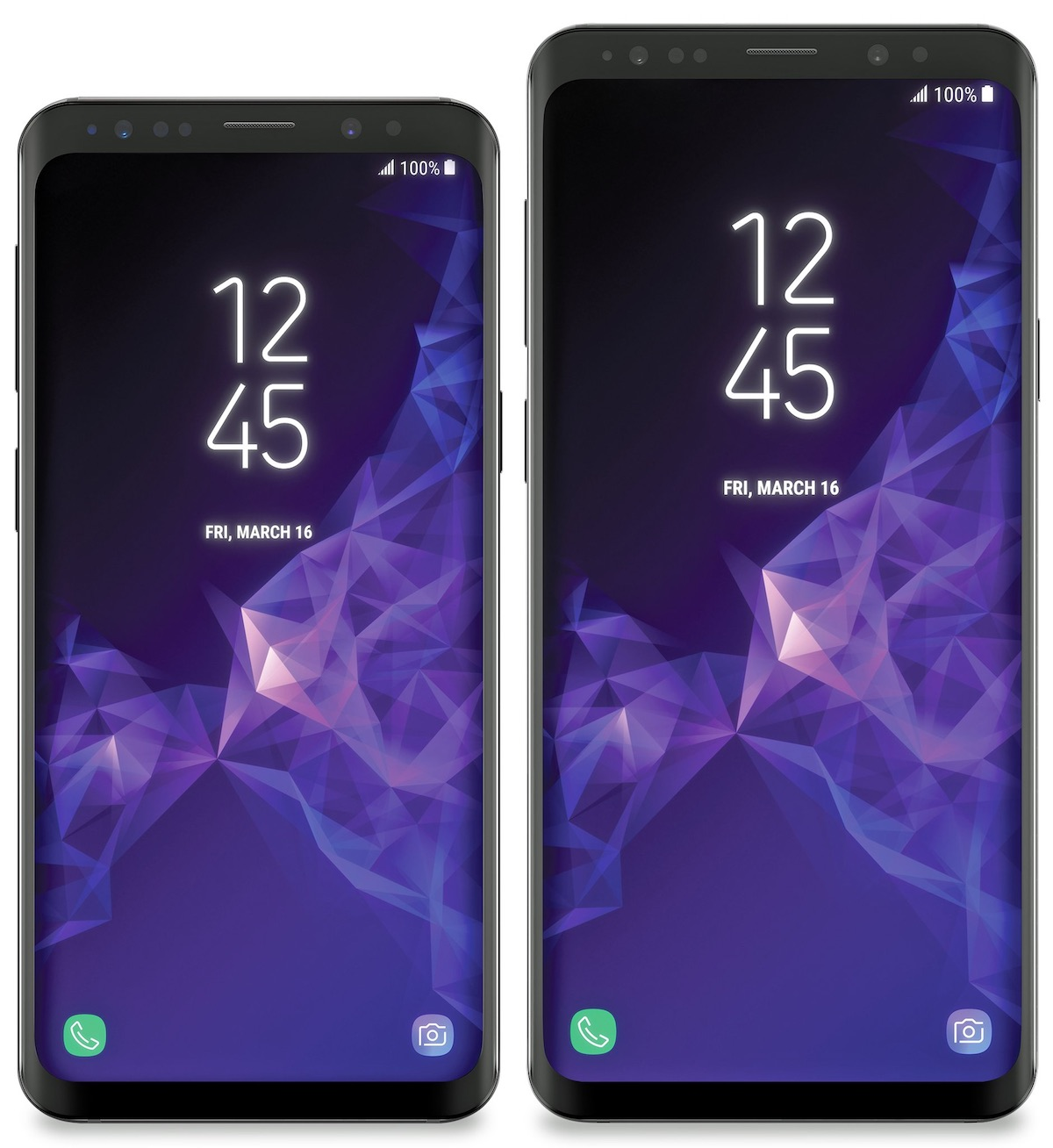 Samsung Galaxy S9 & S9 Plus Model Number (SM-G960* and SM-G965