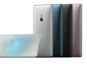 Sony Xperia XZ2 H8216, H8296 Model Number Differences
