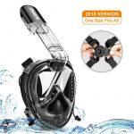 [Deal] Samofik Full Face Snorkel Mask Promo Code
