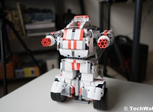 Xiaomi Mitu Builder Robot Review – Improvements Needed