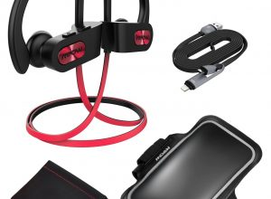 Mpow Flame Bluetooth Headphones 5-Piece Gift Set