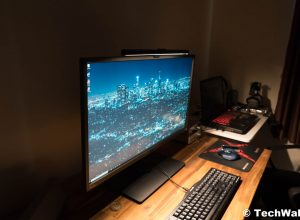BenQ ScreenBar e-Reading LED Task Lamp Review – Premium Light for your Monitor