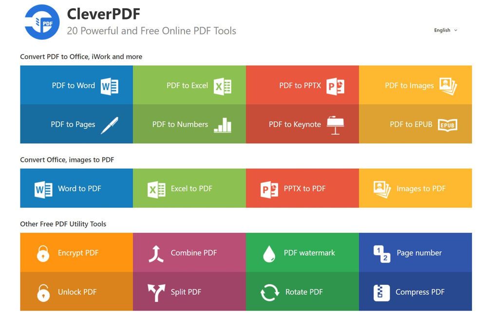 CleverPDF Review