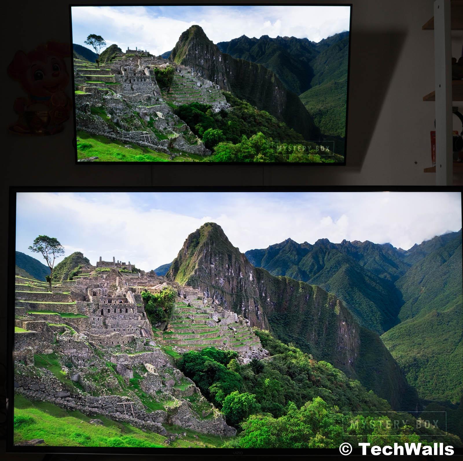 """VIZIO E-Series 65"""" 4K HDR Smart TV"""