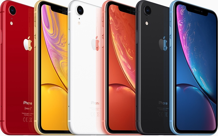 Iphone Xr Model Number A1984 A2105 A2106 A2108 Differences