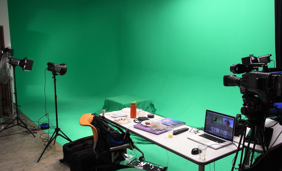 What are the benefits of using green screen? - TechWalls