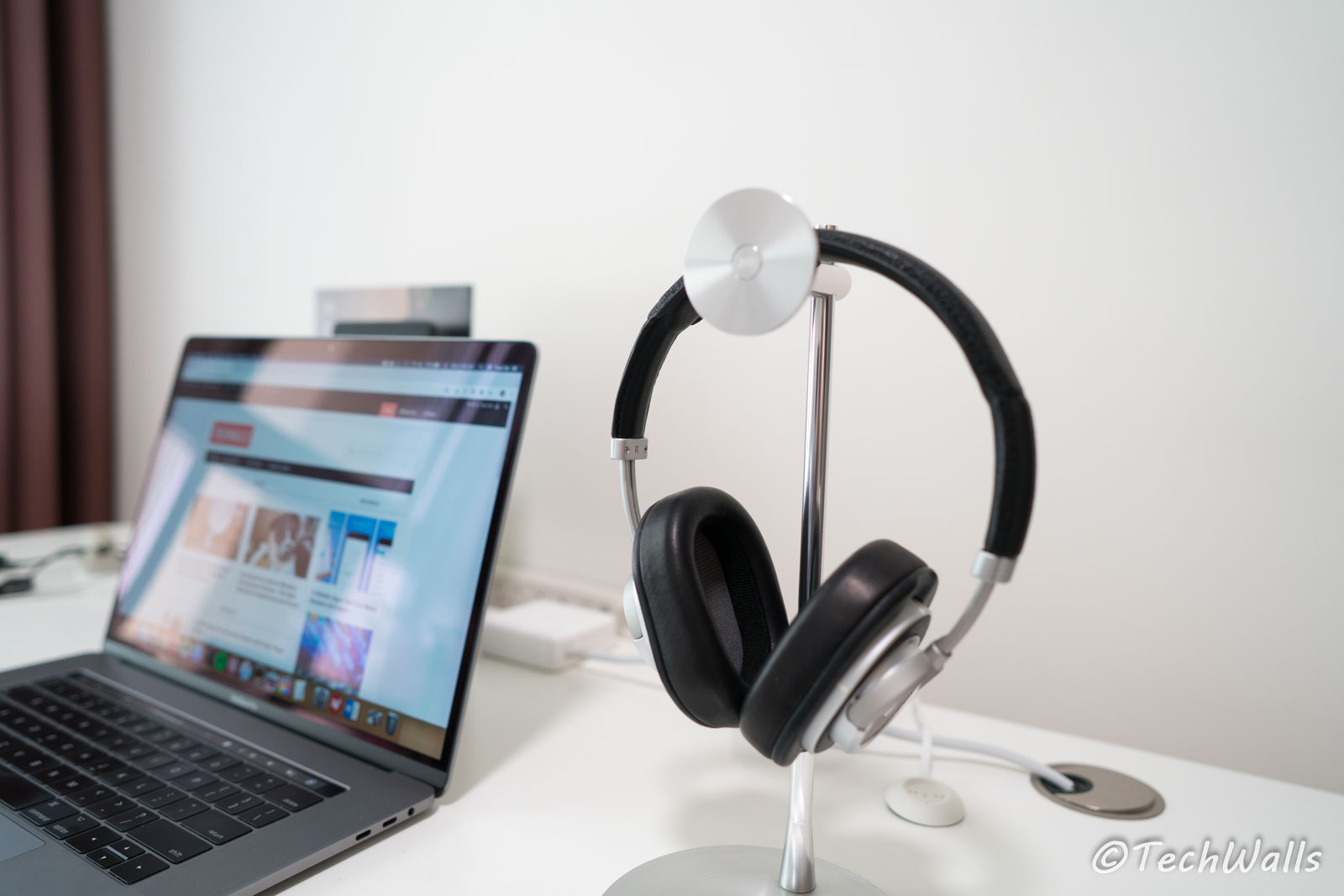 Master & Dynamic MW50+ Convertible On & Over-Ear Wireless Headphones