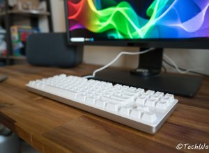 Xiaomi YUEME MK01 Mechanical Keyboard Review