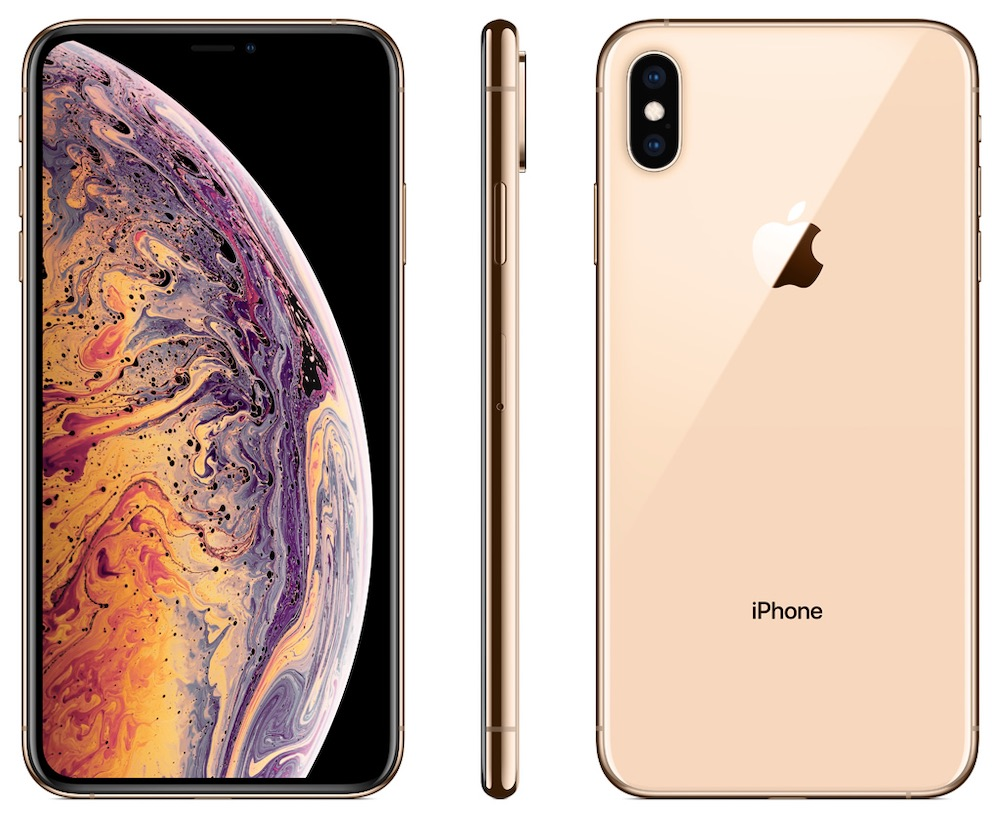 iPhone XS Max Model Number A1921, A2101, A2102, A2104