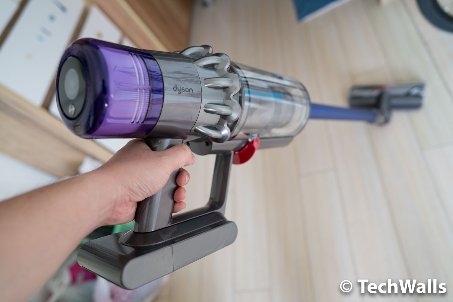 Dyson V11 Torque Drive Cordless Vacuum Cleaner Review