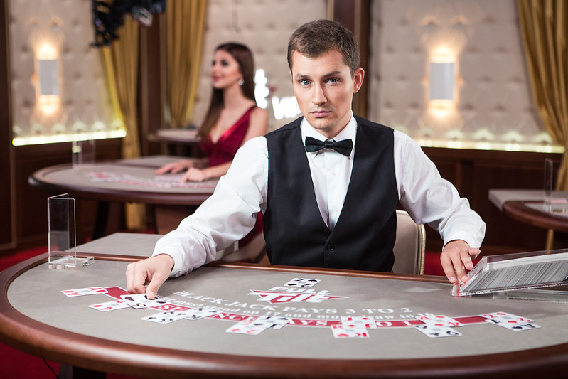 How To Play At A Live Casino With A Real by BagoGames, on Flickr