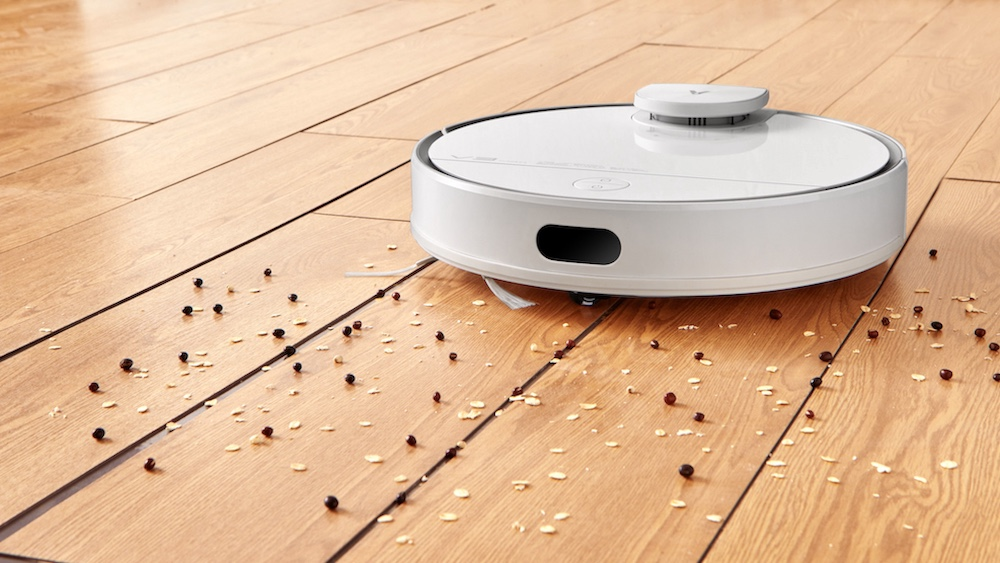 Viomi V3 Max Robot Vacuum 3 In 1, Can You Use A Robot Vacuum On Vinyl Plank Flooring